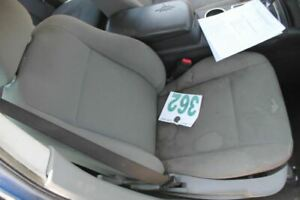 2009 2010 Dodge Charger Right Front Passenger Bucket Seat Gray Cloth 694816