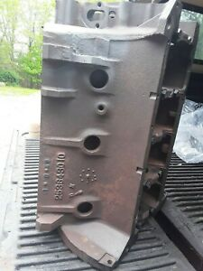 440 Mopar Block Std Bore Chrysler Dodge Plymouth Rb Engine Block 1968