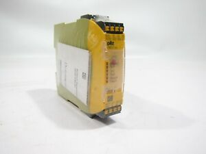 New Pilz 751104 Pnoz S4 Safety Relay