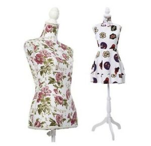 Female Dress Form Cloth Display Mannequin Stand Base Pattern Body 34 26 7 35 4
