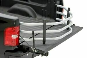 Amp Research Silver Bedxtender Hd Sport Truck Bed Extender For 19 Silverado 1500