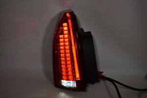 08 13 Cadillac Cts Left Driver Side Taillight Led Tail Light Brake Oem