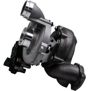 Turbocharger W Gaskets For 2007 Jeep Grand Cherokee Crd Diesel Csw Turbo