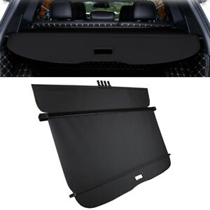Rear Trunk Cargo Cover Retractable Shade Back Seat Organizer For Subaru Forester