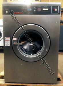 Speed Queen Unimac Sc20mn2 Washer 20lb 120v Opl Reconditioned