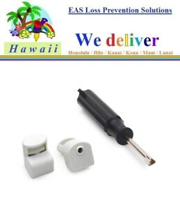 To Hawaii 200 Pcs Eas Rf Anti Theft Checkpoint Compatible Optical Tag Tool