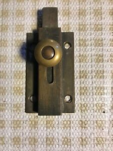 Bronze Brass Window Latch