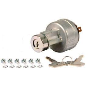 Ignition Switch Ch11696 For John Deere 650 750 850 950 1050 1250 1450 1650 Tract