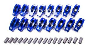 Scorpion Performance Bbc Roller Rocker Arms 1 8 Ratio 7 16 Stud P n 1016