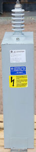 General Electric ge 14l0090wh 45k Vdc 4 5 f High Voltage Pulse Capacitor
