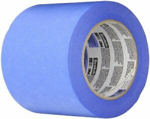 Tapecase 2090 4 X 60yds Scotch blue Painters Tape 1 Roll 4in X 60yd Roll