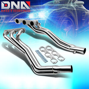 Stainless Racing Long tube Header Exhaust Manifold 94 04 Mustang Essex V6 3 8l