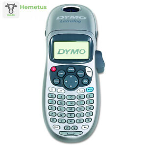 Dymo Letratag 100h Plus Handheld Label Maker For Office Maker Silver