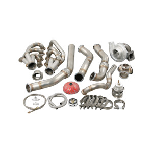 Cxracing Single Turbo Manifold Header Kit For 67 72 Chevrolet C10 Truck