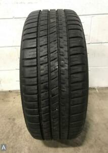 1x P235 50r18 Michelin Pilot Sport A s 3 Plus 9 32 Used Tire