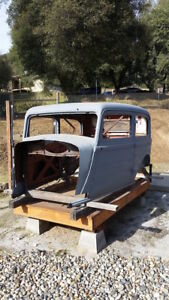 1933 Plymouth Pd Cab Suicide Two Door Hot Rod Rat Rod Street Rod 1932 1933 1934