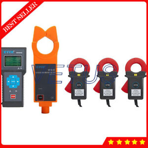 Three channel Wireless High Voltage Current Transformer Ratio Lcd Tester Meter