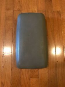 1993 1995 Jeep Grand Cherokee Zj Grey Center Console Armrest Lid