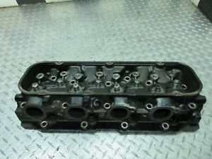 Chevy 12562934 Big Block Chevy Rectangle Port Marine Cylinder Head 502 Engine