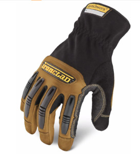 Ironclad Rwg2 Ranchworx Leather Work Gloves Select Size