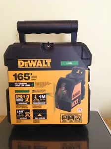 Dewalt Dw088cg Green Cross Line Laser Level New In Your Case