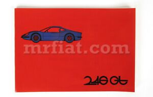 Ferrari Dino 246 Gt E Series Spare Parts Catalog New