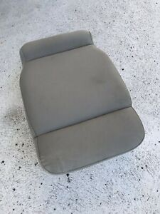 04 05 06 07 08 Ford F150 Truck Center Seat Bottom Cushion Grey Oem Middle