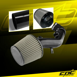 For 08 10 Pontiac G6 2 4l Air Pump Black Cold Air Intake Black Filter Cover