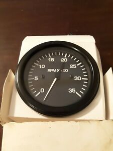 Tachometer Isspro 83378h Diesel 3500 Rpm 3 3 8 New In Box Genuine Oem