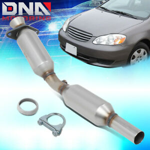 For 2003 2008 Toyota Corolla Matrix Vibe 1 8l Catalytic Converter Exhaust Pipe