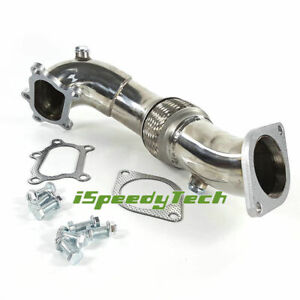 3 0 Exhaust Down Pipe For 07 11 Mazdaspeed 3 Disi Mzr 2 3l Turbocharged Dohc