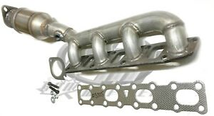 Fits Nissan Titan 5 6l Driver Side Manifold Catalytic Converters 2004 2015