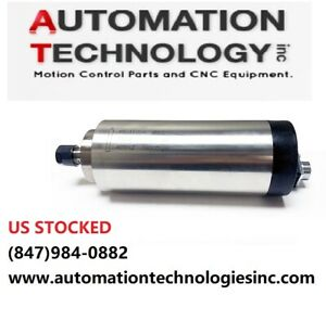 1 5kw 2hp Air cooled Spindle 80mm Motor Er16 Engraving Milling For Cnc