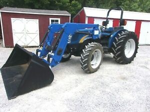 2011 New Holland T4020 Tractor low Hrs delivery 2 00 Per Loaded Mile