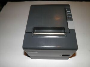 Epson Tm t88iv Thermal Pos Receipt Printer M129h W Serial Printer Only