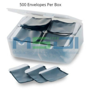 500x Lot Of Barrier Envelopes For Digital Scanners Digora Apixia Dexis Etc