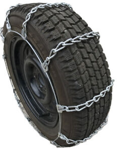 Snow Chains P225 70r15 225 70 15 Cable Link Tire Chains Priced Per Pair