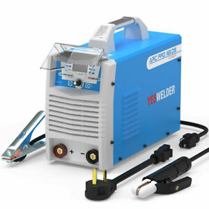 Arc Welder 165a 110 220v Digital Hot Start Igbt Stick Lift Tig Welding Machine
