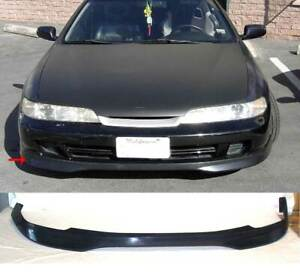 For 94 01 Acura Integra Jdm Front End 2d Type R Style Front Bumper Lip In Ppr