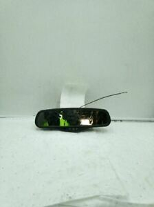 Rear View Mirror Convertible Without Map Light Fits 01 06 Sebring 2462612