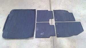 2010 2013 Buick Lacrosse Oem Rubber Floor Trunk Mat Set Used