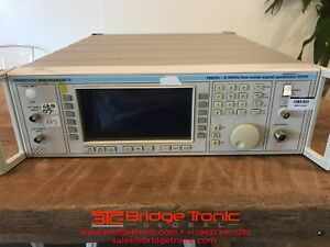 Ifr Systems Marconi 2042 Low Noise Signal Generator