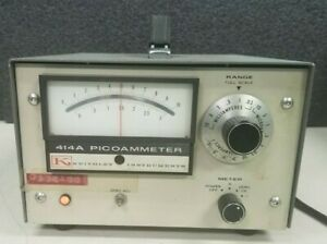 Keithley Instruments 414a Picoammeter a3