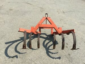 Nice 3 Point Hitch Single Row Cultivator