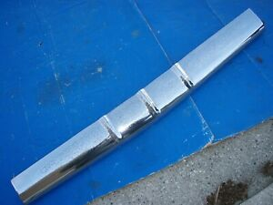 Pontiac 55 56 1955 1956 Bumper Guard Bar