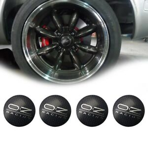 4pcs Set Oz O z Logo Wheel Center Hub Cover Logo Caps 56 5mm Rim Emblem Badge
