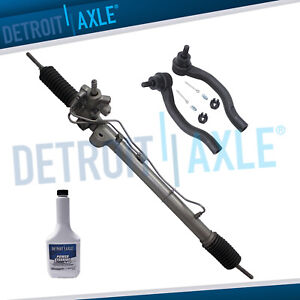 2008 2009 2010 2012 Honda Accord Power Steering Rack And Pinion Outer Tie Rods