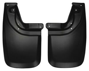 Husky Liners 05 14 Toyota Tacoma Rear Mud Flaps P n 57931
