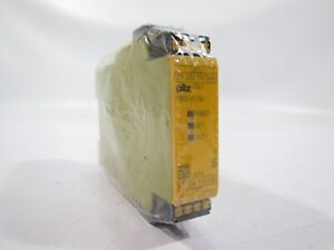 New Pilz 784191 Pnoz E5 13p C 24vdc 2so Safety Relay