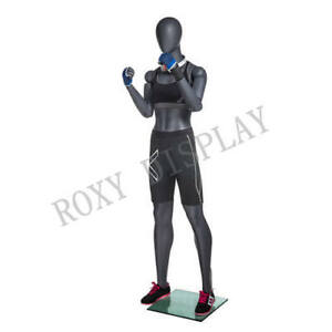 Female Mannequin Dress Form Display With Flexible Arms mz ni ffxg